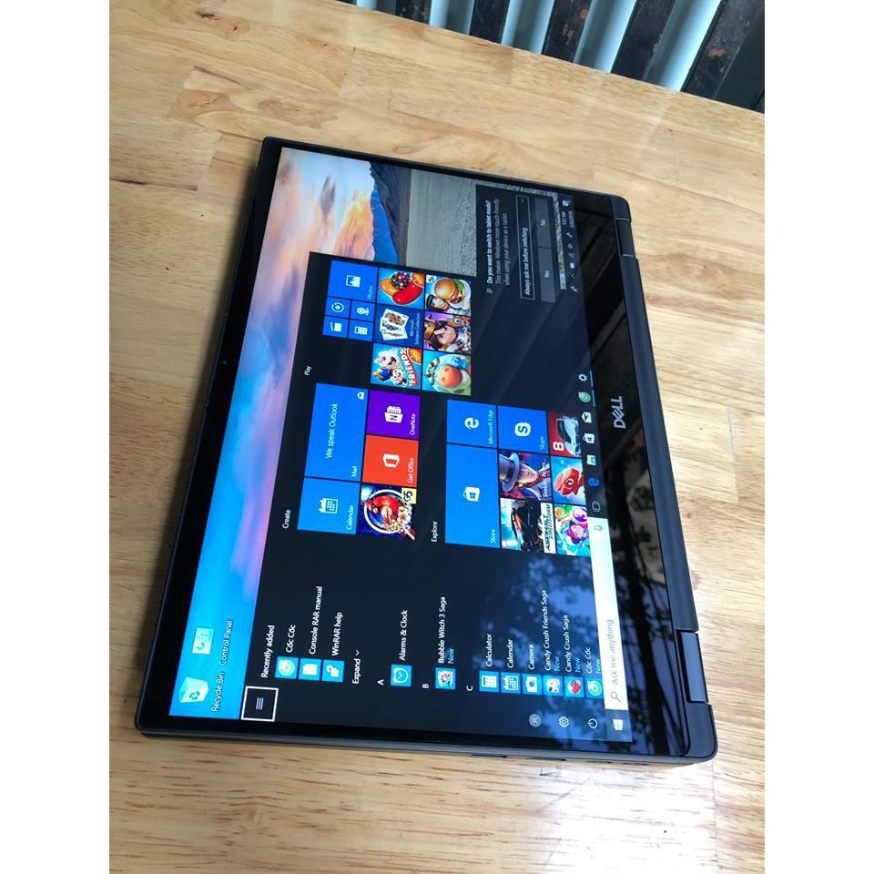 ==> Laptop 2in1 Dell Latitude 7390, i7 8650u, 16G, 512G, Full HD, x360, Touch, Dòng Dell cao cấp, màn hình cảm ứng xoay