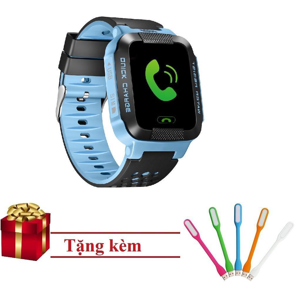Đồng hồ thông minh định vị trẻ em GPS Tracker Q528 + tặng kèm đèn led usb - 3559353 , 1342076969 , 322_1342076969 , 339000 , Dong-ho-thong-minh-dinh-vi-tre-em-GPS-Tracker-Q528-tang-kem-den-led-usb-322_1342076969 , shopee.vn , Đồng hồ thông minh định vị trẻ em GPS Tracker Q528 + tặng kèm đèn led usb