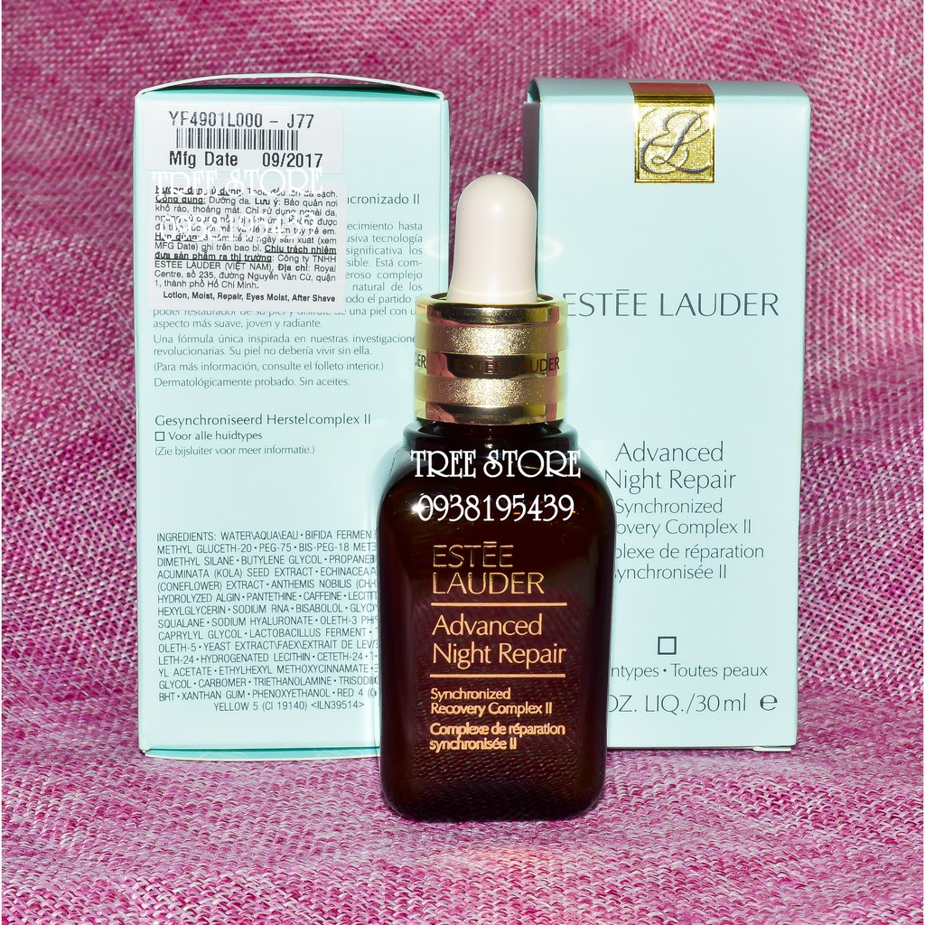 [ TEM CHÍNH HÃNG ] Serum Estee Lauder Advanced Night Repair - 2422510 , 204786297 , 322_204786297 , 3300000 , -TEM-CHINH-HANG-Serum-Estee-Lauder-Advanced-Night-Repair-322_204786297 , shopee.vn , [ TEM CHÍNH HÃNG ] Serum Estee Lauder Advanced Night Repair