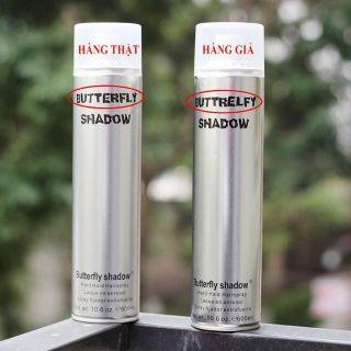 [Chính hãng] Gôm xịt tóc Butterfly Shadow 320ml thumbnail