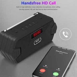 Loa Nghe Nhạc Mp3 Bluetooth 5.0 Không Dây Âm Thanh Siêu Trầm Hỗ Trợ Thẻ Tf Sd