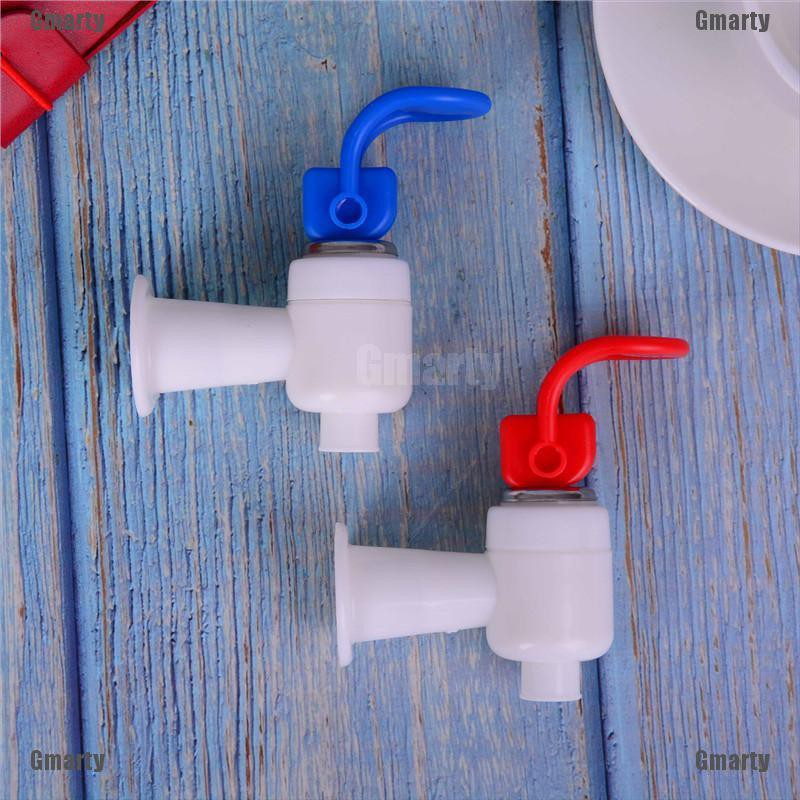 Gmarty Push Type Plastic Water Dispenser Faucet Tap Replacement drinking Parts