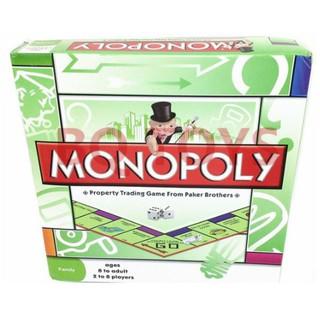 [NHẬP TOYFREESHIP1 GIẢM 15%] Cờ tỷ phú Monopoly cơ bản 2018 chất lượng cao