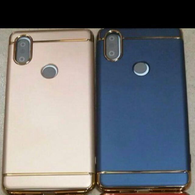 Ốp lưng 3 mảnh Plastic Xiaomi MI 2S - Nhiều màu