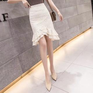 10.10 SALE Chân váy đuôi cá, chân váy ren, dáng dài, chân váy xòe, chân váy đẹp thích hợp đi chơi, đi làm . .