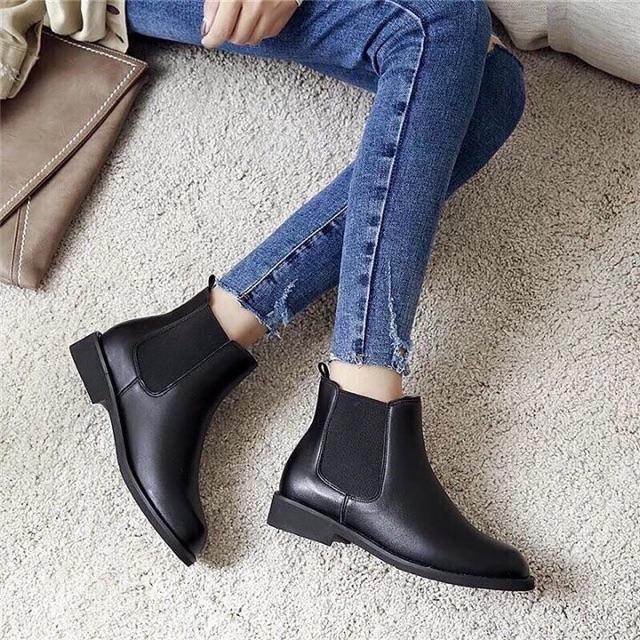 Compo giày size 39 và khăn nâu tây
