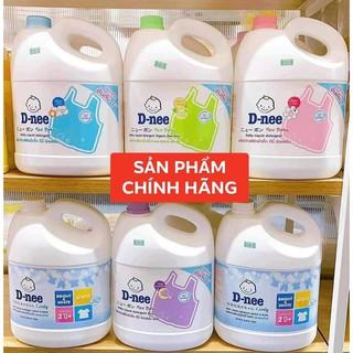 [ HÀ NỘI ] Nước Giặt Dnee Thái Lan 3000ml Chính Hãng Công Ty Đại Thịnh thumbnail