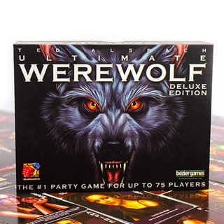 Bài ma sói Ultimate Deluxe WEREWOLF (Việt Hóa) – Muasamhot1208