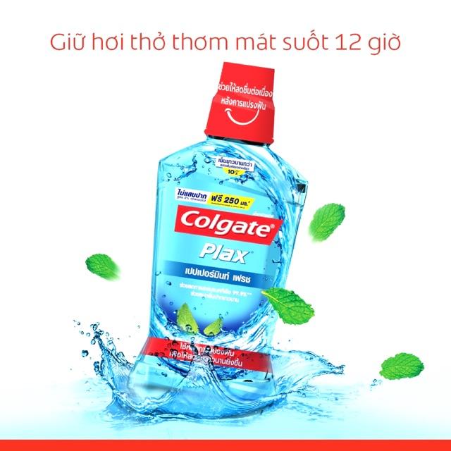Nước súc miệng Colgate 250ml