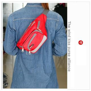 Túi đeo bụng đa năng V-STAR, chống trầy tiện dụng