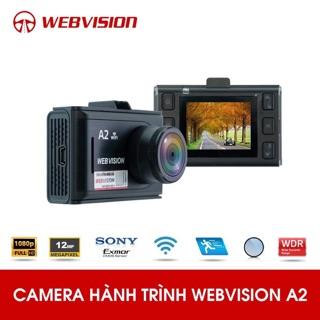 Webvision A2 – Camera hành trình kết nối wifi ứng dụng điện thoại