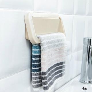 Giá Treo Khăn Gắn Tường Không Cần Khoan Tiện Dụng Cho Nhà Tắm / Nhà Bếp Soto1