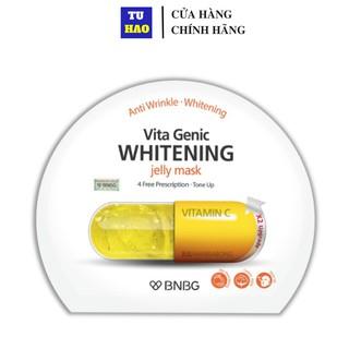 1 Miếng Mặt nạ giấy dưỡng da BNBG Vita Genic Whitening Jelly Mask (Vitamin C) 30ml