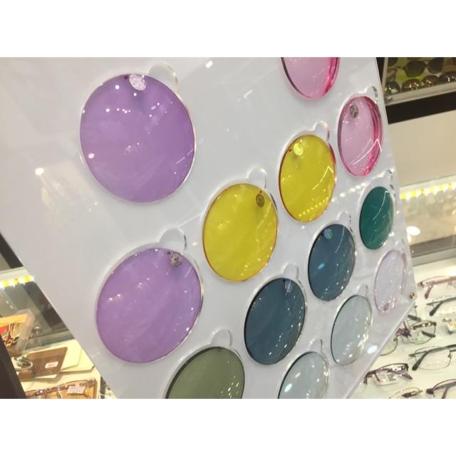 Tròng kính cận màu từ 0 -6