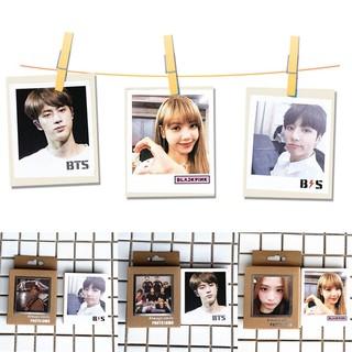 KPOP BTS Bangtan Boys LOVE YOURSELF Tear Album Photo Cards Self Made LOMO Card Photocard