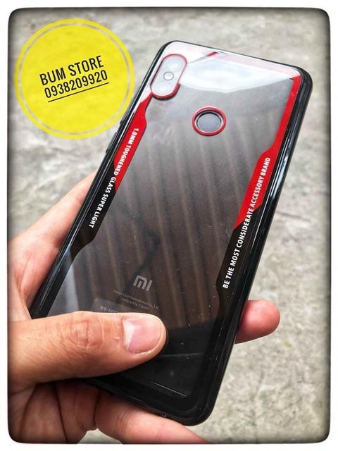 Ốp Viền Cao Su In Chữ Xiaomi Redmi Note 5