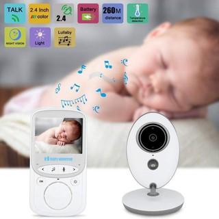Yêu ThíchMáy báo khóc kiểm soát nhiệt độ có chế độ quay ban đêm Baby Monitor 2.4Ghz RoHS CE - Home and Garden