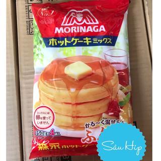 Bột làm bánh Pancake Morinaga Nhật Bản cho bé