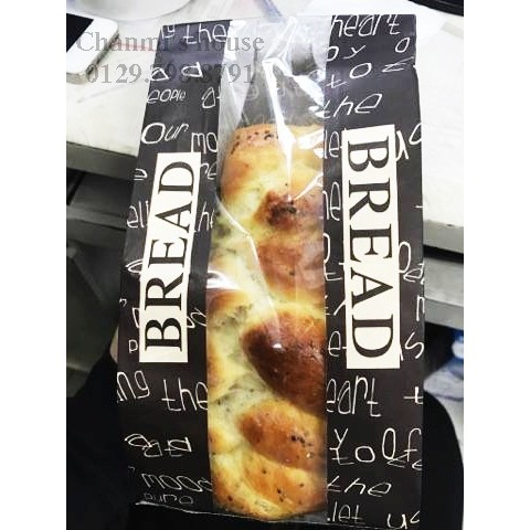 Túi đựng bánh mỳ dọc