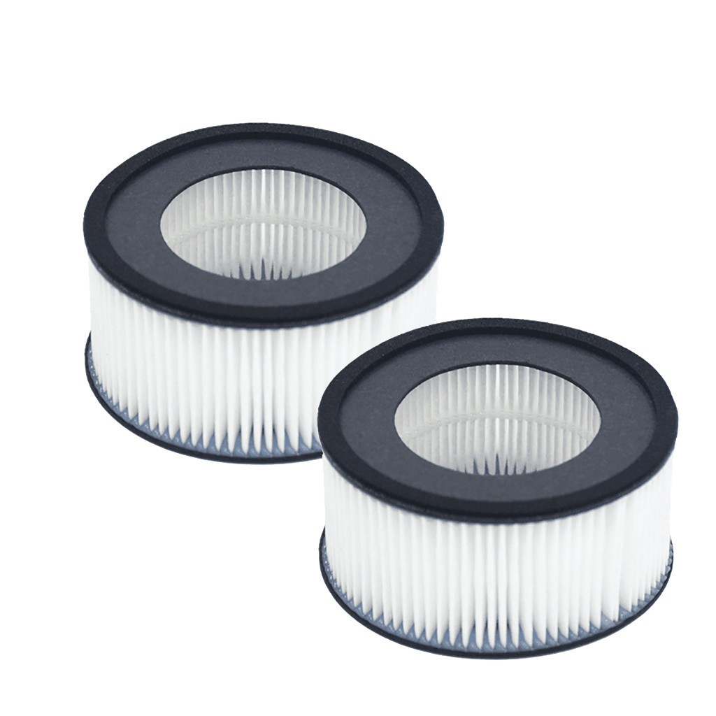 2PC Exhaust Collection Filter Vacuum Cleaner for IRIS IC-FAC2C/CF-FH2 Accessorie