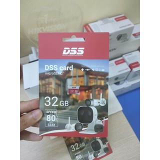 Thẻ Nhớ Camera 32gb DSS 80mb/s