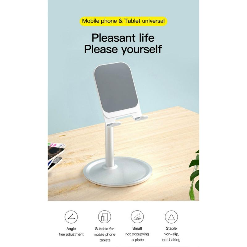 IPHONE Giá Đỡ Điện Thoại / Máy Tính Bảng Bằng Kim Loại
