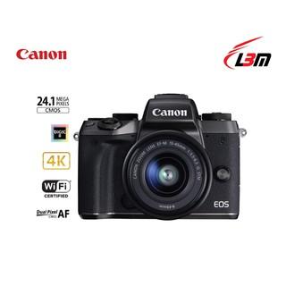 Máy ảnh Canon M5 kit 15-45mm - Chính hãng
