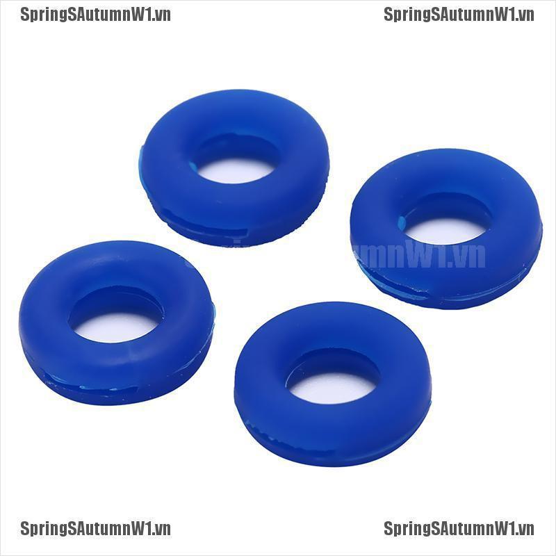 Nút cố định càng kính chống trượt hình tròn bằng silicone đeo khi chơi thể thao