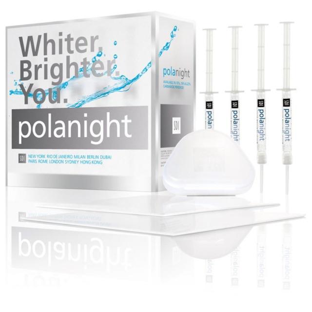 Thuốc Tẩy Trắng Răng Polanight, sản xuất tại Ú