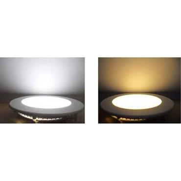 Bộ 4 đèn Led downlight âm trần siêu mỏng 18W