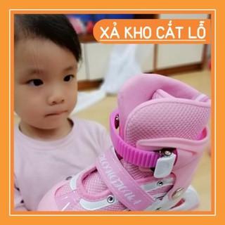 XẢ Giày patin chính hãng kakala màu hồng Uy Tín