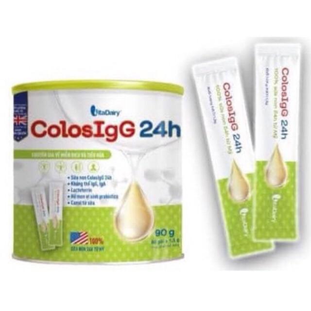 Sữa Non 24H Dạng Gói Tiện Lợi 15G thumbnail