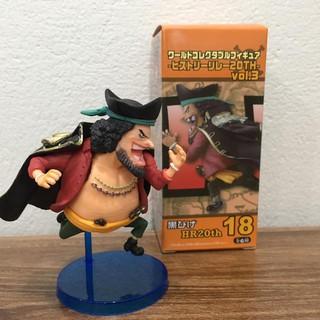 Mô hình nhân vật One Piece 20th Anniversary – Có bán lẻ