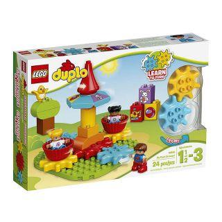 LEGO DUPLO 10845 – Vòng Đu Quay Của Bé( 24 chi tiết)
