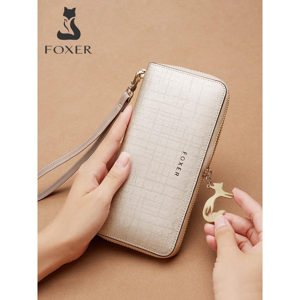 (ร่วม) ผู้หญิงยาวกระเป๋าหนังบัตรเครดิต holder กระเป๋า clutches