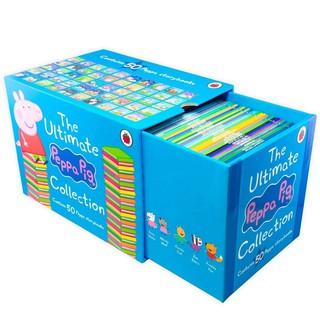 Peppa Pig Nhập 50 quyển (50q nhập khẩu)