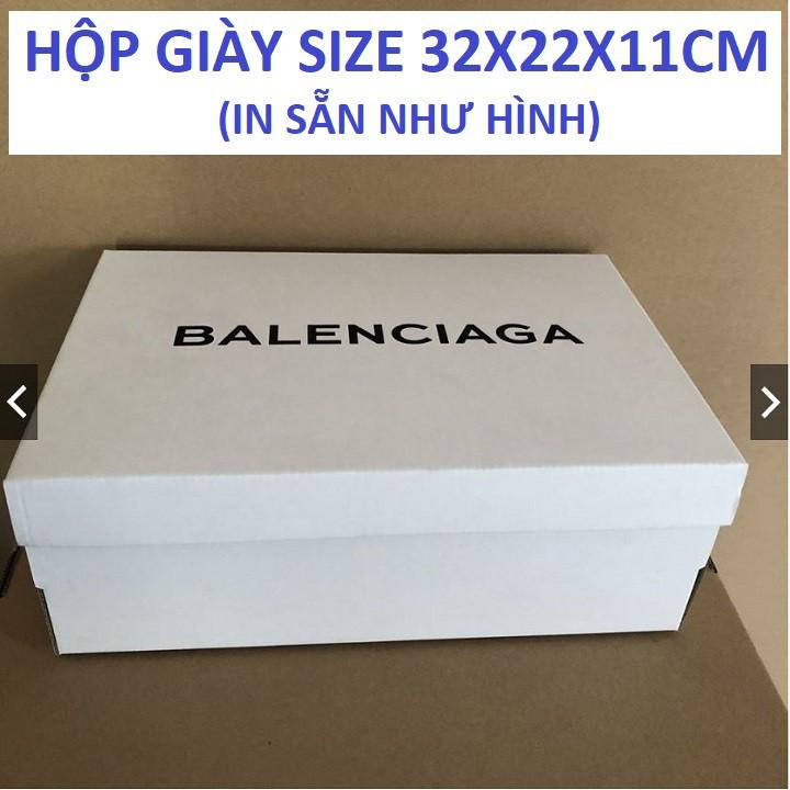 HỘP ĐỰNG GIÀY BALENCIAGA  32x22x11cm