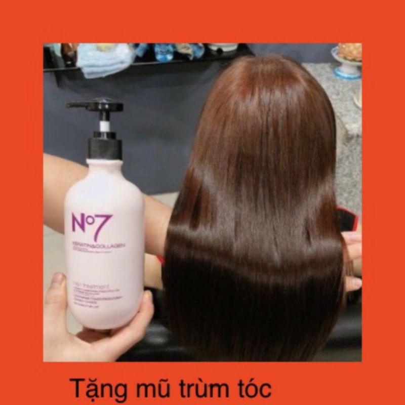Hấp Phục hồi N7 Collagen 500ml