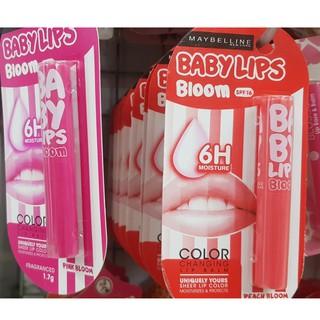 SON DƯỠNG CHUYỂN MÀU BABY LIPS BLOOM MAYBELLINE thumbnail