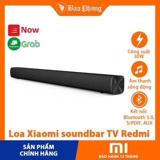 Loa Xiaomi soundbar TV Redmi Bluetooth 5.0 S PDIF AUX dành cho văn phòng phòng khách phòng ngủ hiện đại sang trọng mới thumbnail
