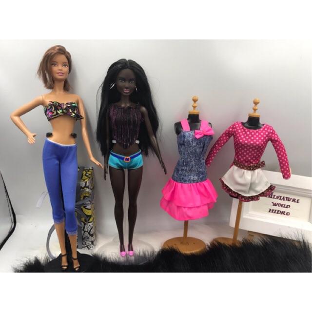 Đồ búp bê barbie, quần áo búp bê barbie, váy búp bê barbie