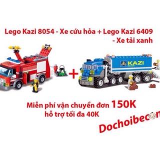 Combo 5 lego Kazi khách tự chọn mẫu