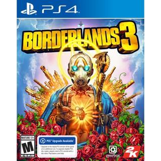 Đĩa Game PS4 Borderlands 3 Hệ Us thumbnail