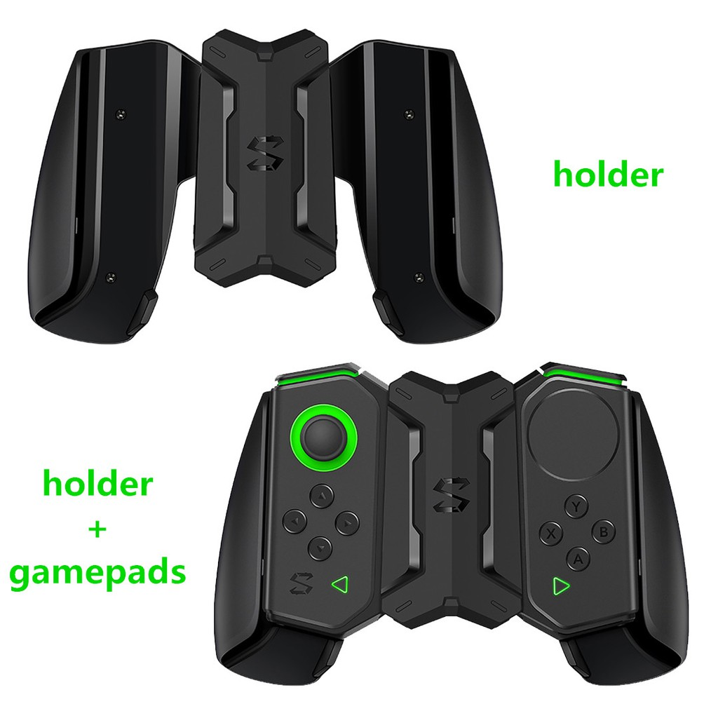 Original Black Shark 2 Left and Right Gamepads Game Controllers Holder