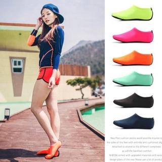 Baicheng Water Skin Shoes Aqua Socks Beach Pool Sand Swim