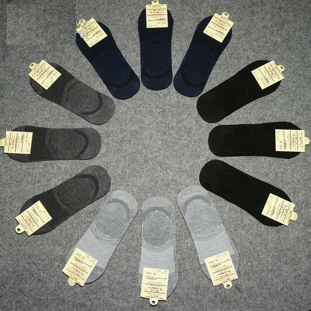 Combo 12 đôi tất hài, khử mùi, chống trượt, XUẤT NHẬT - 3457304 , 1350582192 , 322_1350582192 , 150000 , Combo-12-doi-tat-hai-khu-mui-chong-truot-XUAT-NHAT-322_1350582192 , shopee.vn , Combo 12 đôi tất hài, khử mùi, chống trượt, XUẤT NHẬT