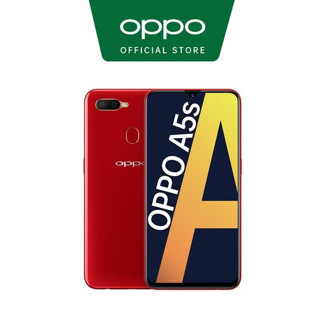 Điện thoại OPPO A5s 3GB/32GB - Hàng Chính Hãng