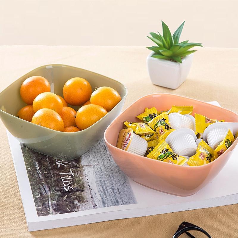 Khay Vuông Đựng Trái Cây / Bánh Kẹo / Trái Cây Tiện Dụng