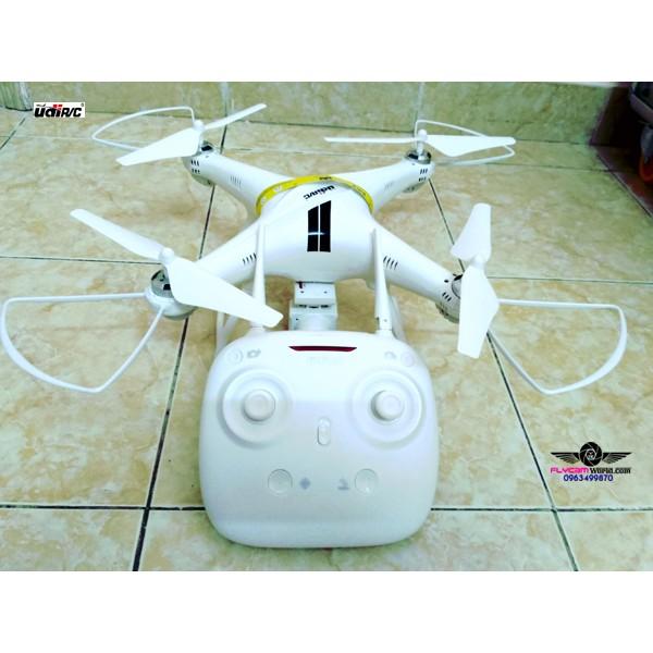 Flycam UDI U88 Cruiser Plus optical flow có máy ảnh 1080P WiFi FPV