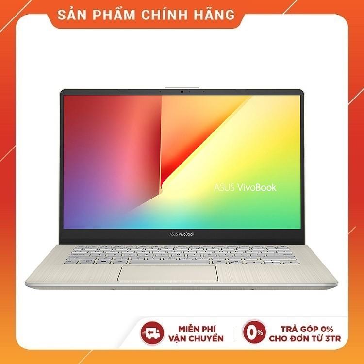 """[Mã ELLAPDESK giảm 5% đơn 3TR] Laptop Asus Vivobook S14 S430FA-EB074T Core i5-8265U,14"""" FHD IPS - Hàng Chính Hãng"""